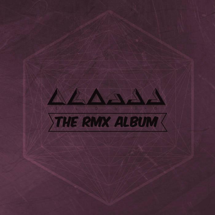the RMX album cover art