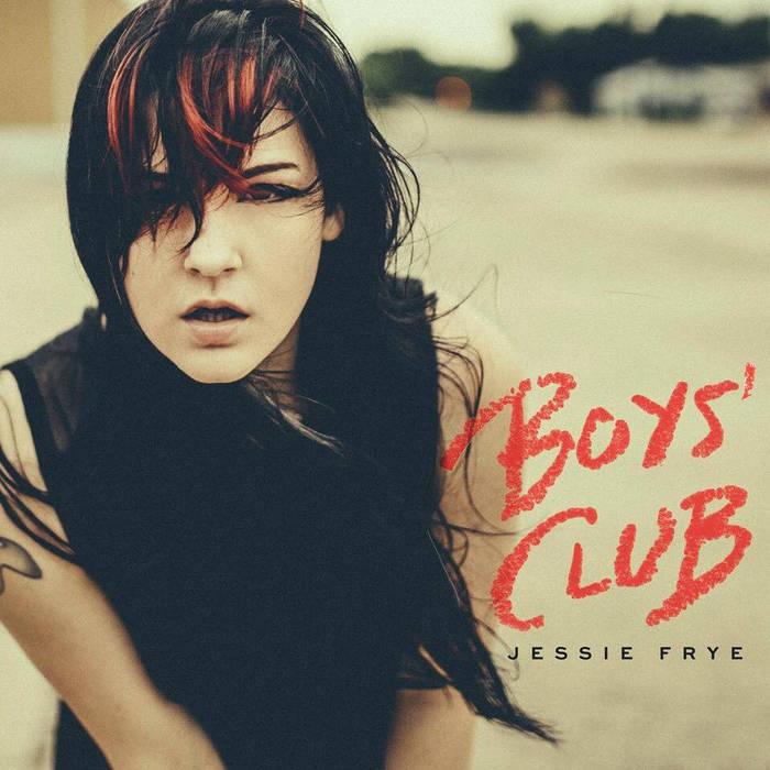 Boys' Club cover art