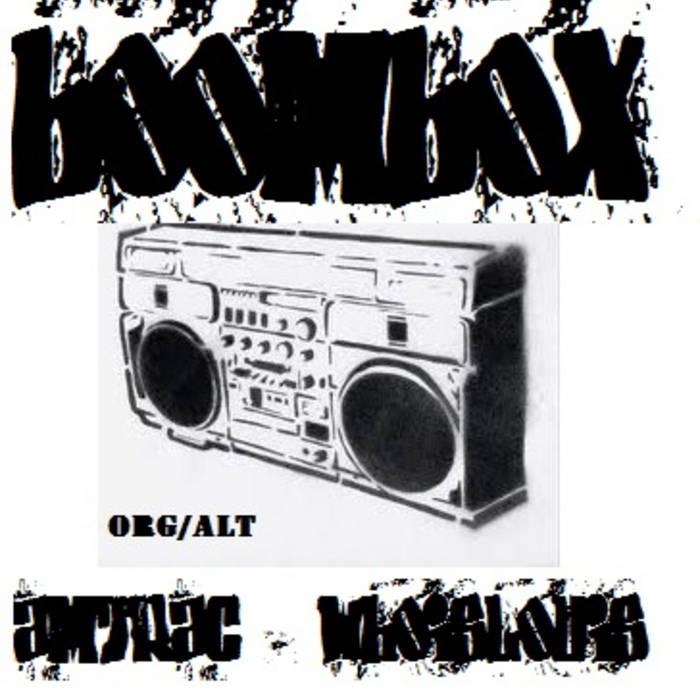 BOOMBOX cover art