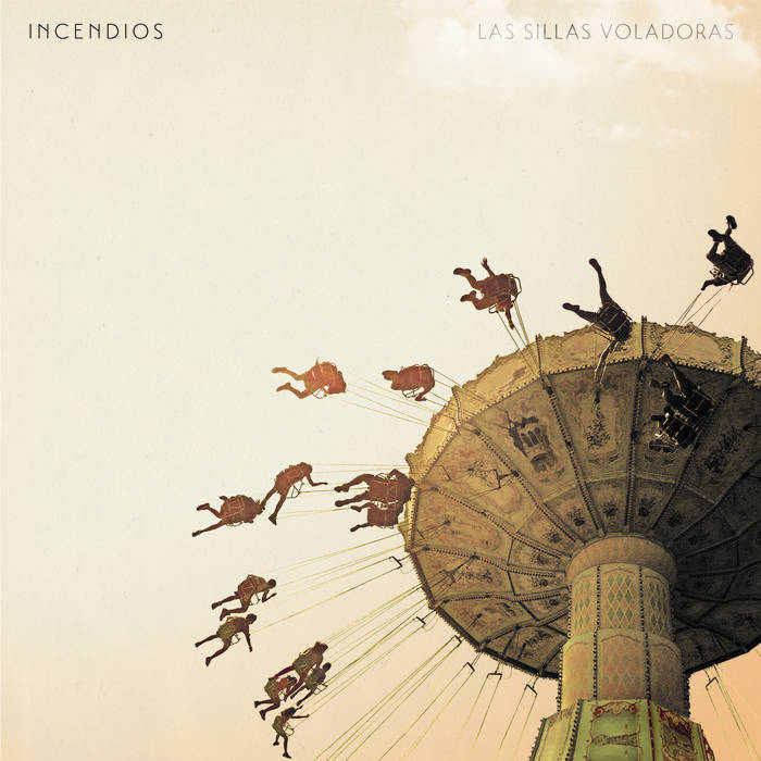Las sillas voladoras cover art