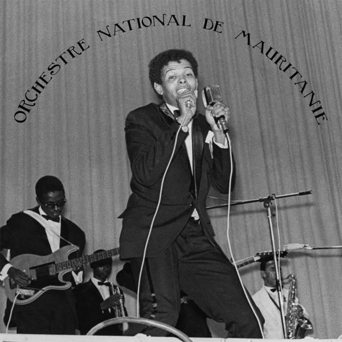 L'Orchestre National de Mauritanie cover art