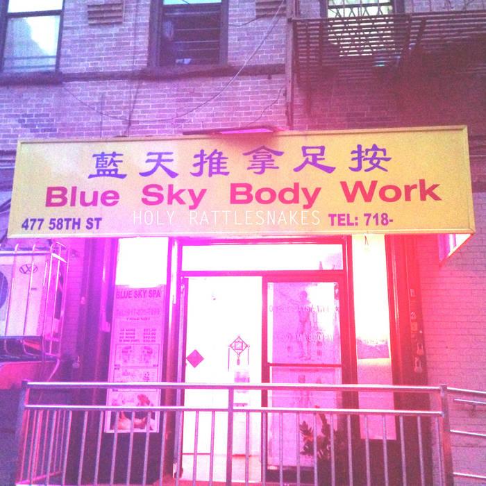 Blue Sky Body Work cover art