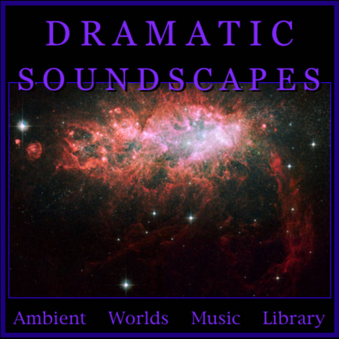DRAMATIC SOUNDSCAPES cover art