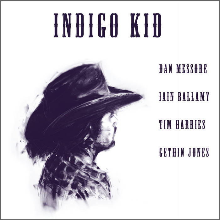 INDIGO KID cover art