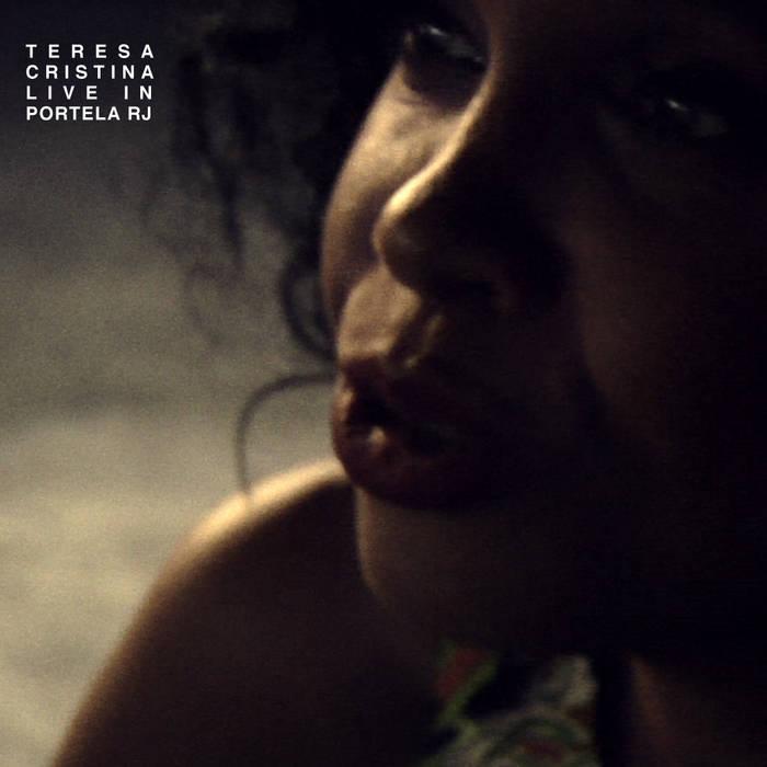 ◊ TERESA CRISTINA ◊ live in PORTELA RJ cover art