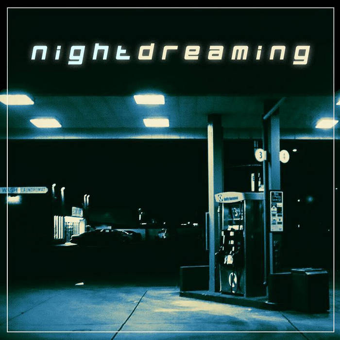 nightdreaming cover art