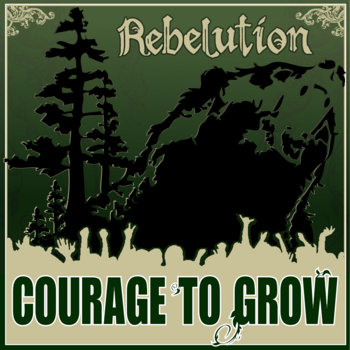 Courage To Grow cover art