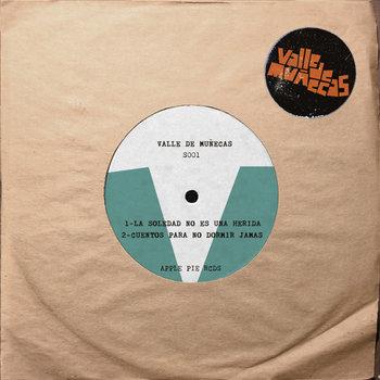 La Soledad No Es Una Herida - Single cover art