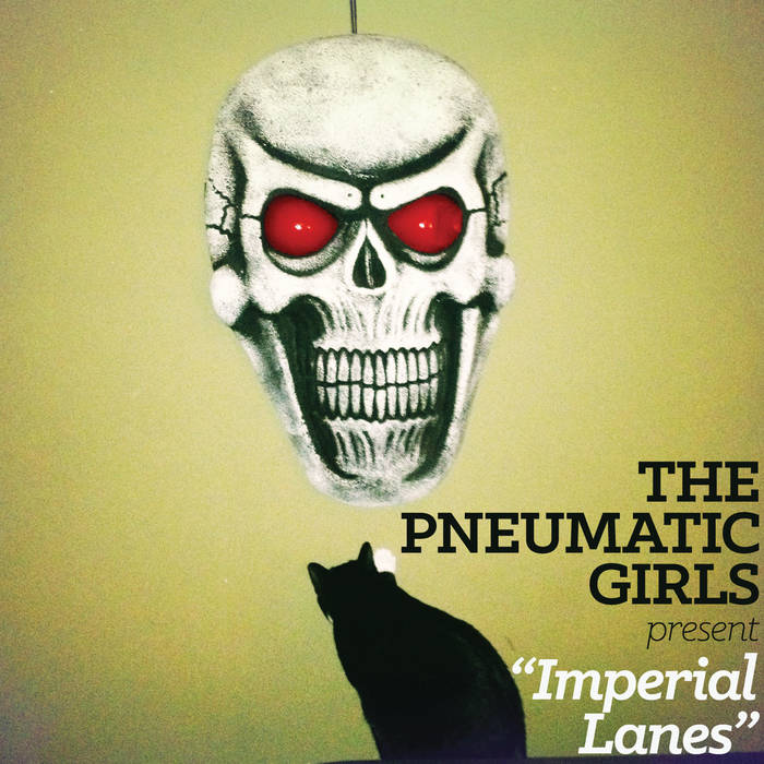 Imperial Lanes EP cover art