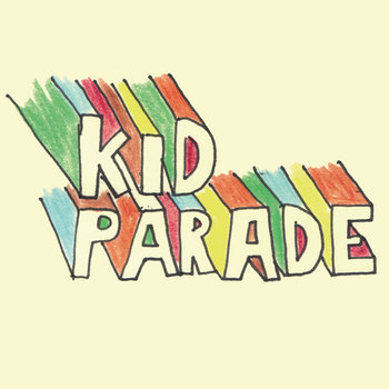 Kid Parade - Ep cover art