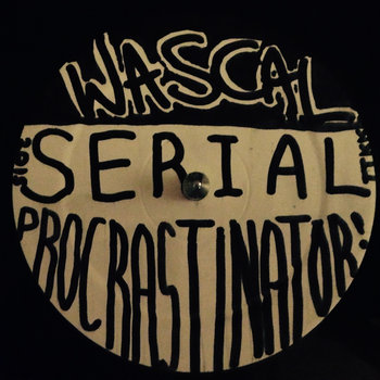 Serial Procrastinator cover art