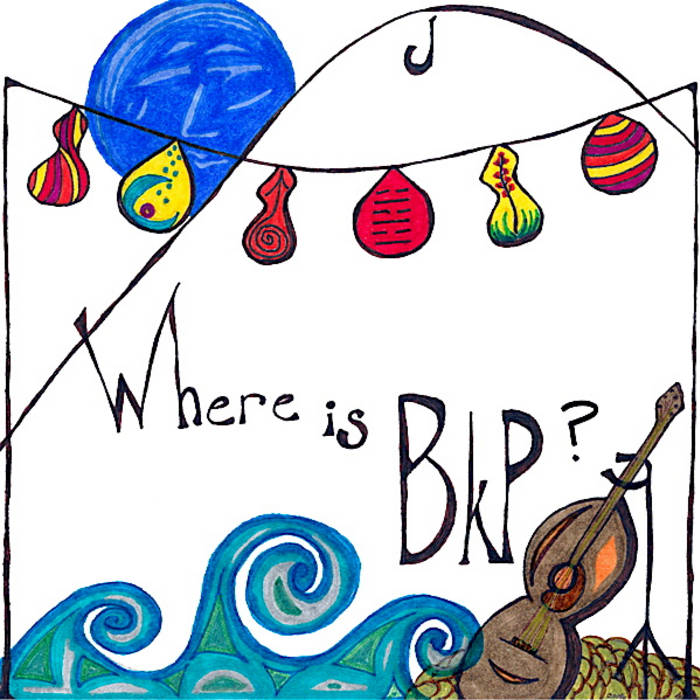 Where is BKP? cover art
