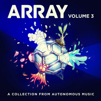 Array Vol. 3 cover art