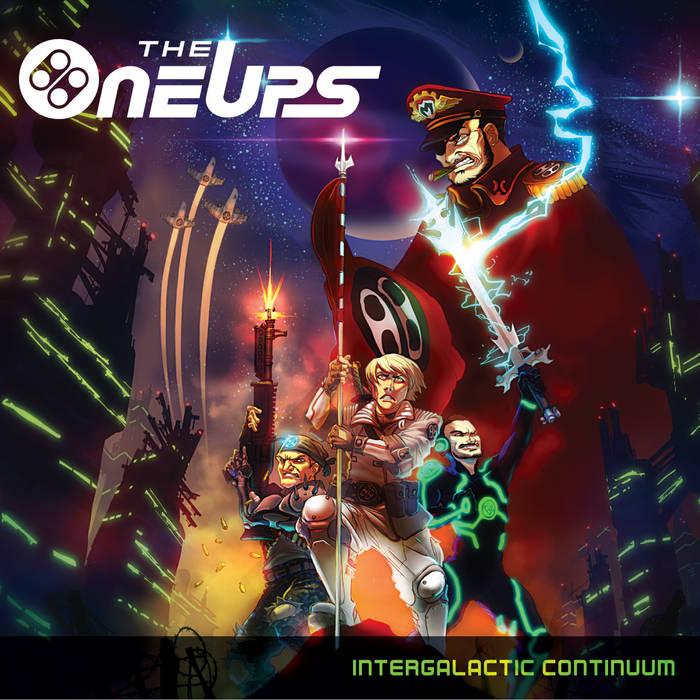 Intergalactic Continuum cover art