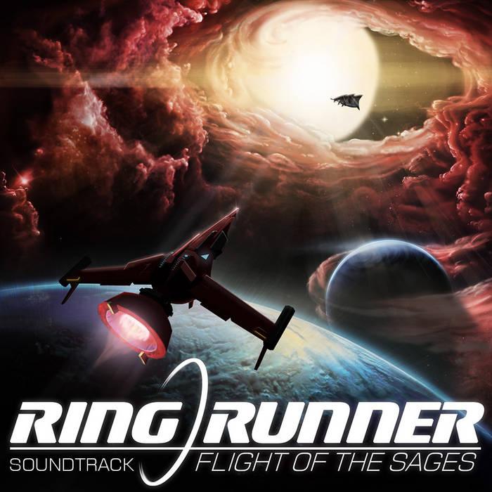 Ring Runner Soundtrack cover art