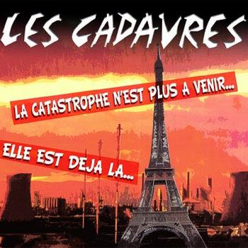 La catastrophe n'est plus à venir ... elle est déja la. cover art
