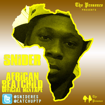African Beatchild (Official Mixtape) cover art