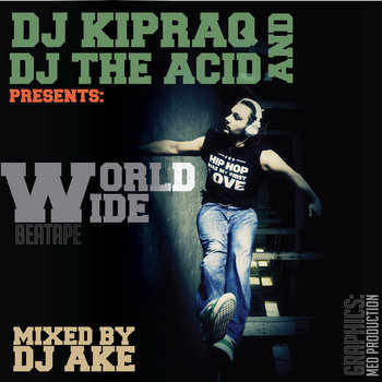 Worldwide (2012) cover art