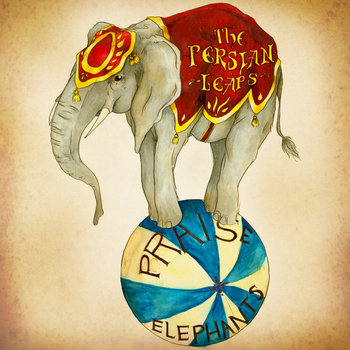 Praise Elephants cover art