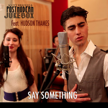 Say Something (ft. Hudson Thames) cover art
