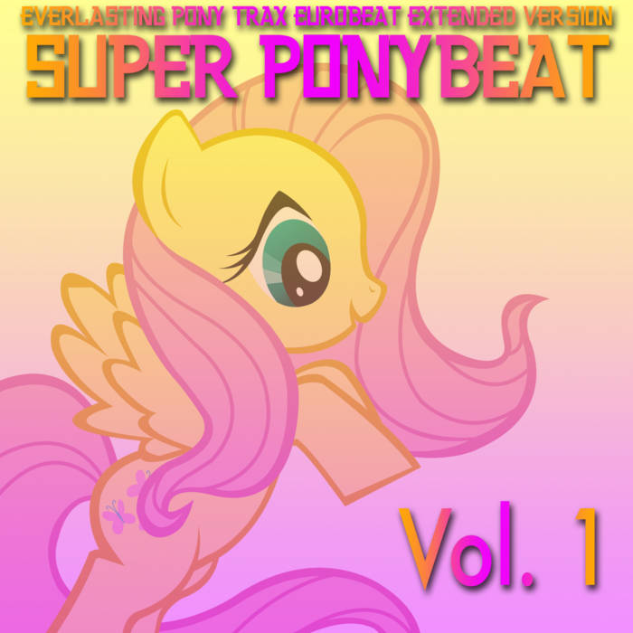 Super Ponybeat Vol. 1 cover art