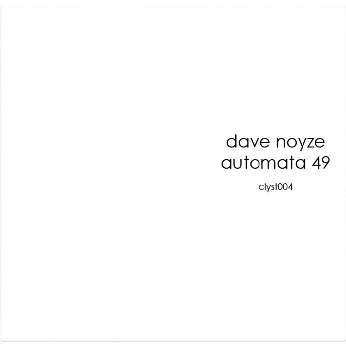 Automata 49 cover art