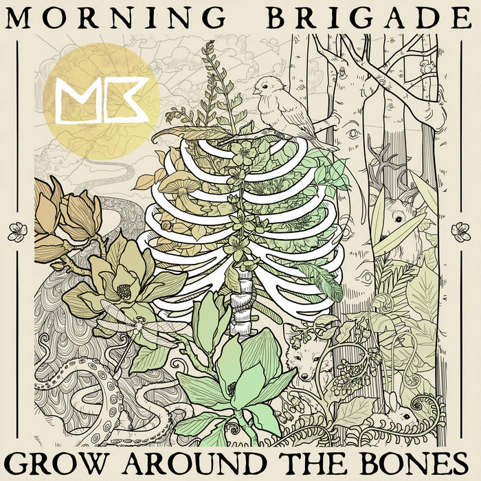 Grow Around The Bones cover art
