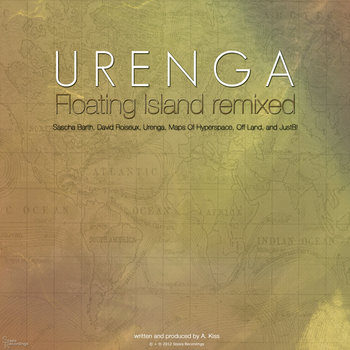 Floating Island:Remixed cover art