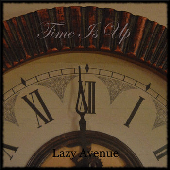 Time Is Up cover art