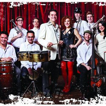 Williamsburg Salsa Orchestra cover art
