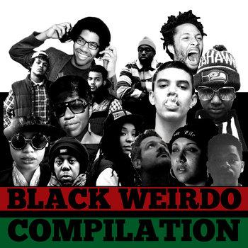 Black Weirdo Compilation cover art