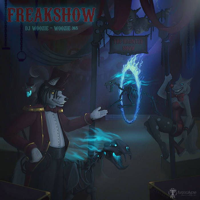 Woozie 365: Freakshow cover art
