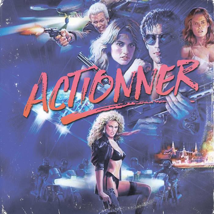 Actionner cover art