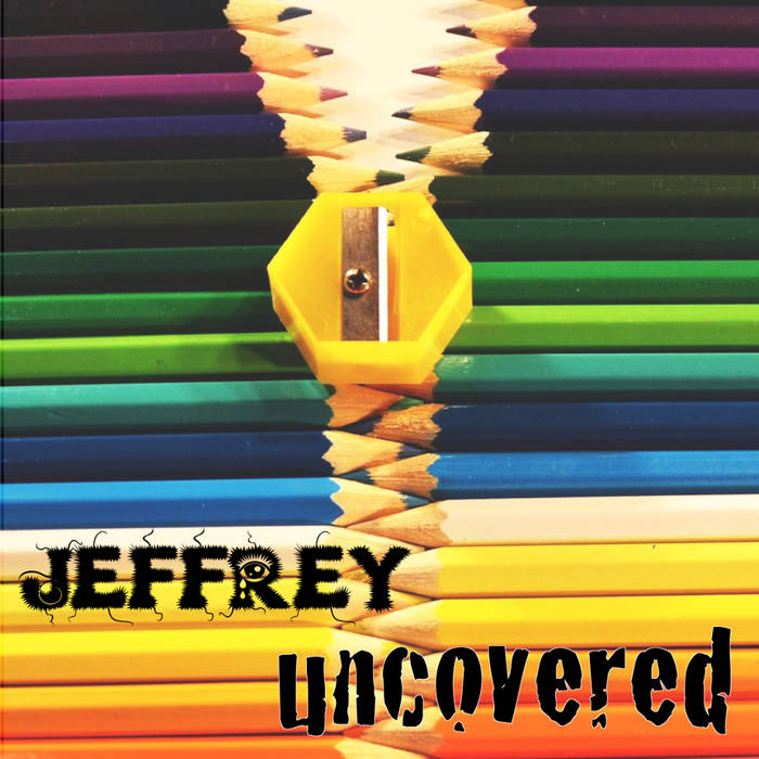 Uncovered cover art