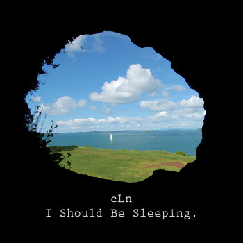 I Should Be Sleeping cover art