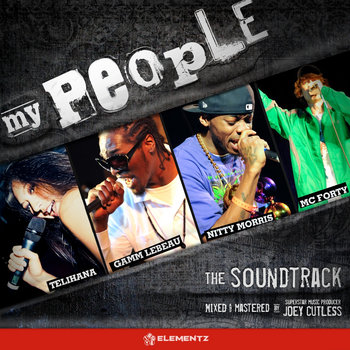 My People cover art