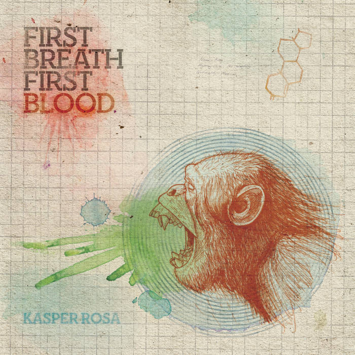 First Breath. First Blood. cover art