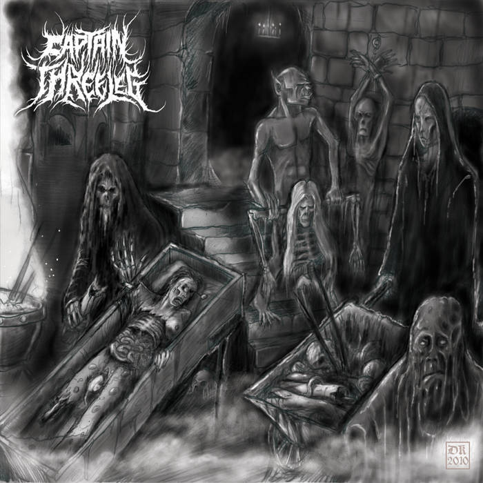Nightly Desecrations cover art
