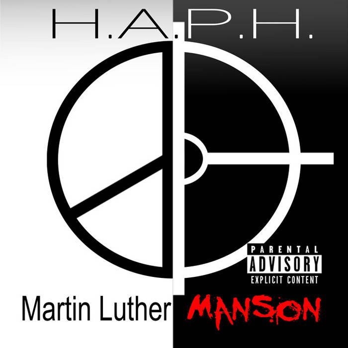 Martin Luther Manson cover art