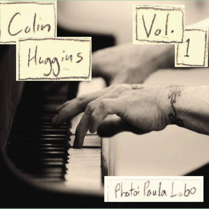 Colin Huggins Vol. 1 cover art