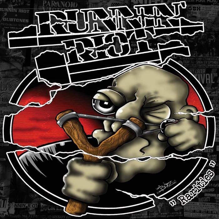 """Rarities"" CD cover art"