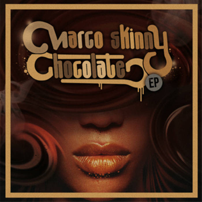 Chocolate cover art