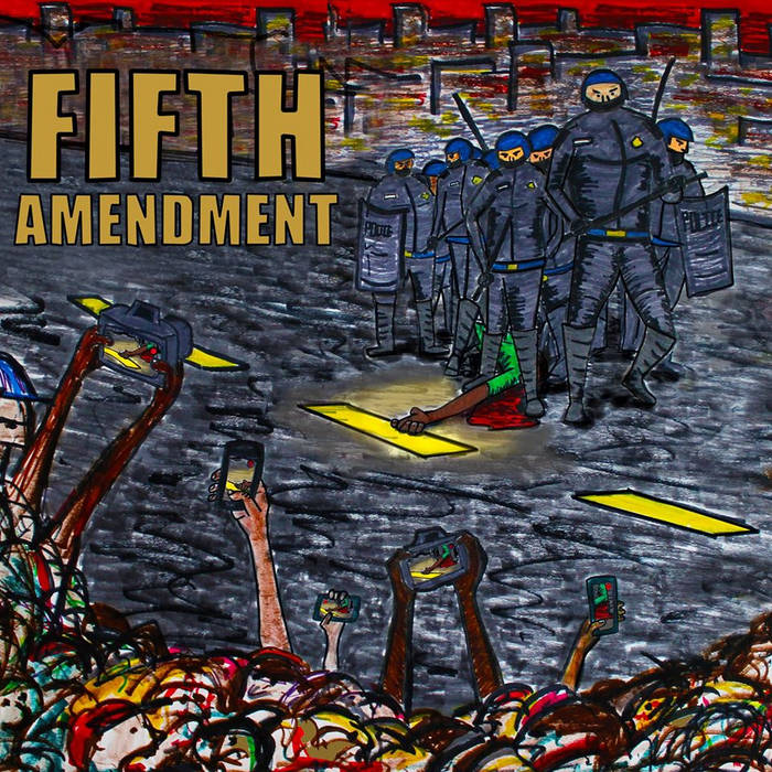 Fifth Amendment cover art