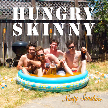 Nasty Sunshine cover art