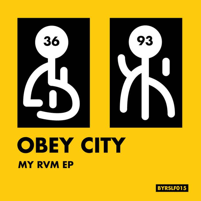 My RVM EP cover art