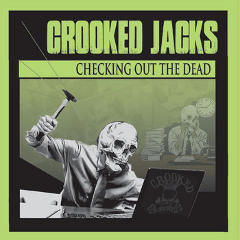 Checking Out The Dead E.P. cover art