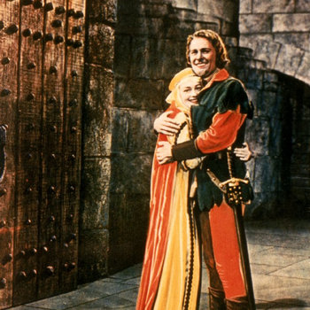 Robin Hood in Technicolor- The Color Orange cover art