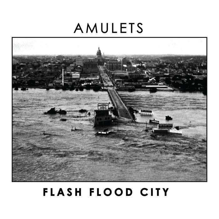 FLASH FLOOD CITY cover art