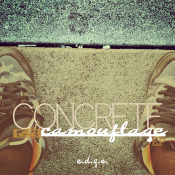 Concrete & Camouflage EP cover art
