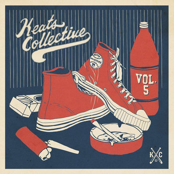 KEATS//COLLECTIVE Volume 5 cover art
